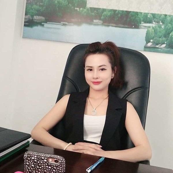 Chị Liễu Thị Thanh Nhung – Giám đốc điều hành đồng thời cũng là chủ chuỗi spa Rowena