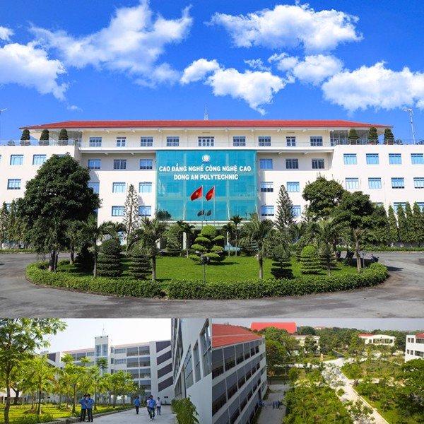 Trường Cao đẳng Công nghệ cao Đồng An