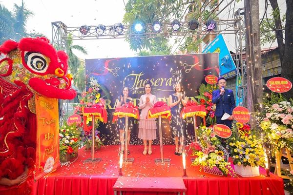 Bà Nguyễn Thị Tuyết Nhung – Giám đốc điều hành Công ty Cổ phần Phát triển và Chuyển giao Công nghệ Trần Minh góp mặt tại sự kiện