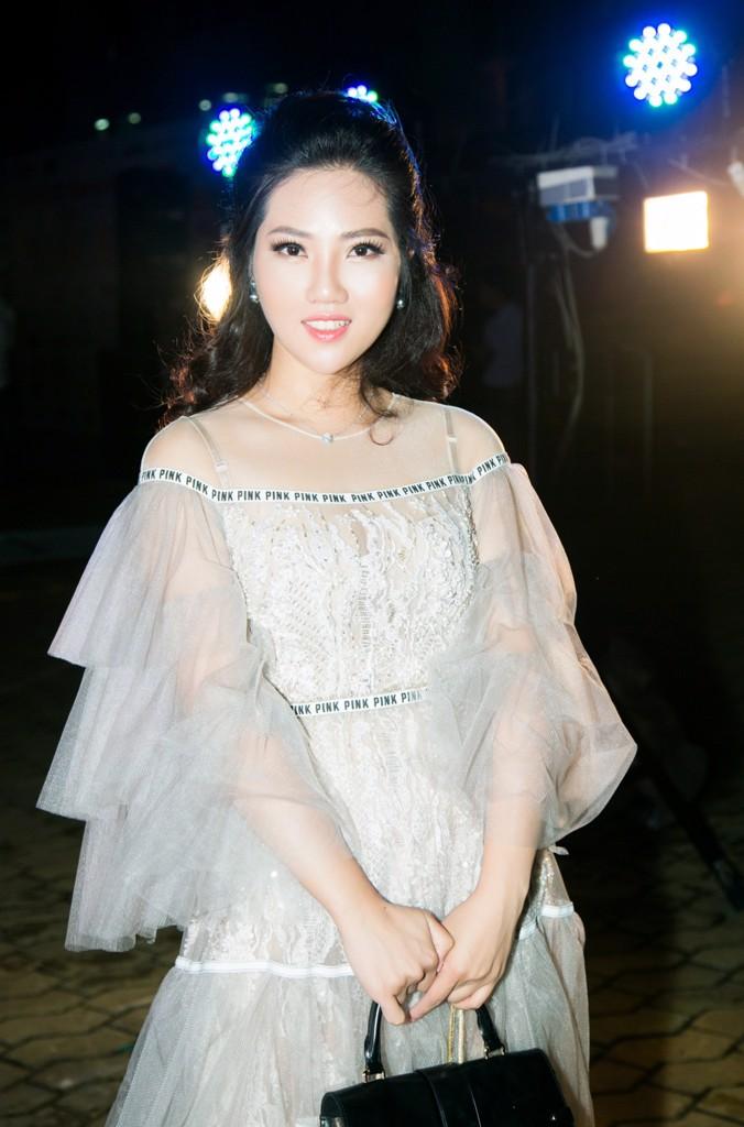 Cận cảnh nhan sắc của Nữ hoàng nhan sắc Việt Hàn 2017