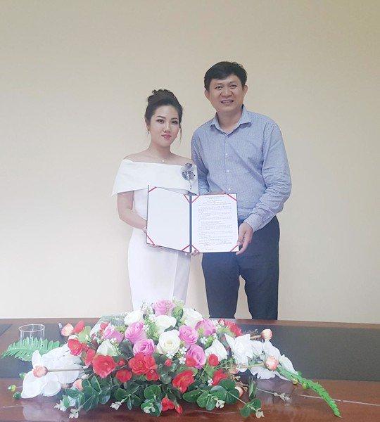 Ký kết giữa Trần Minh Group và Trường Cao đẳng Công nghệ cao Đồng An