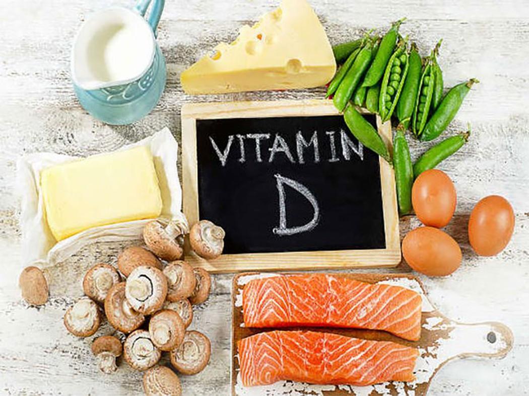 Thực phẩm có chứa vitamin D có vai trò quan trọng trong hành trình giảm cân